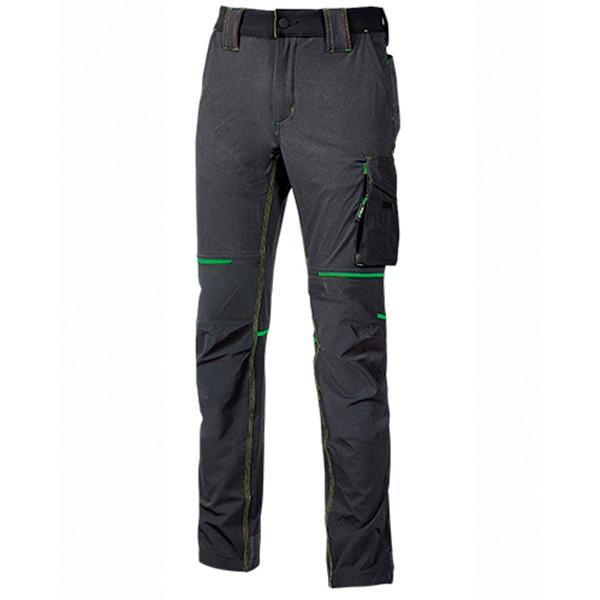 Pantalón de trabajo  U-Power World Asphal Grey Green