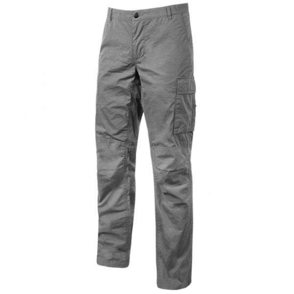 Pantalón de trabajo  U-Power baltic Grey Iron