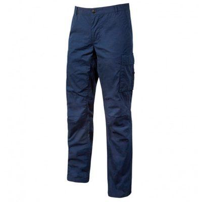 Pantalón de trabajo U-Power Baltic Westlake blue