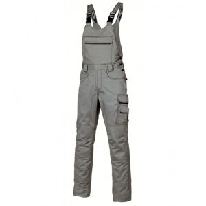 Pantalón con peto U-Power Joke Stone Grey