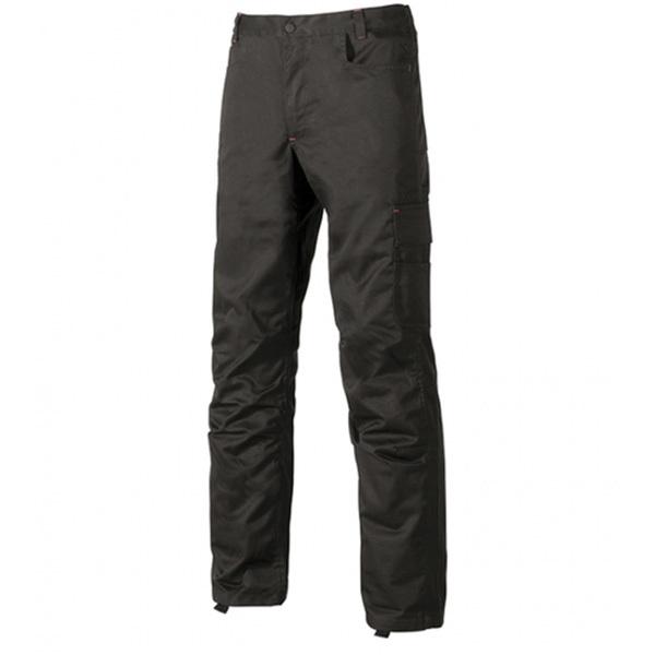 Pantalones U-Power Bravo Black Carbon