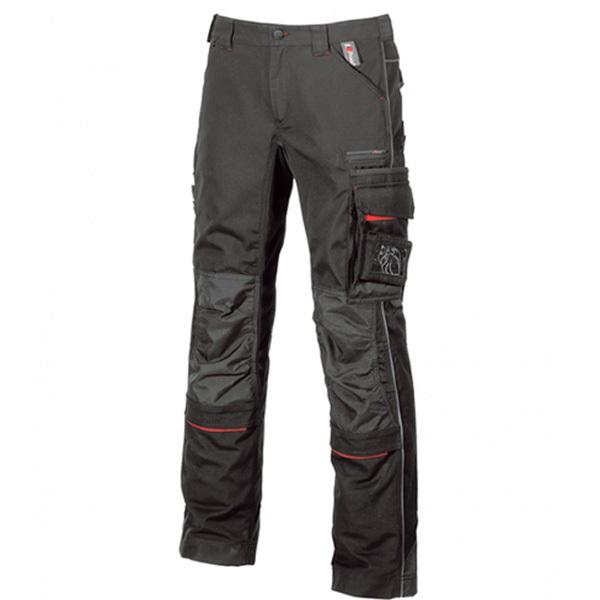 Pantalones U-Power Drift Black Carbon