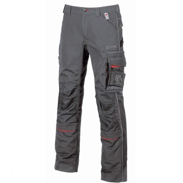 Pantalones U-Power Drift Grey Meteorite