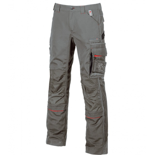 Pantalones U-Power Drift Stone Grey