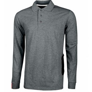 Polo U-Power Live Grey Meteorite
