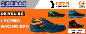 SPARCO OFERTA BLACK FRIDAY