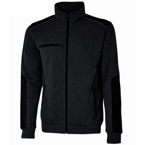 Sudadera U-Power Snug Black Carbon