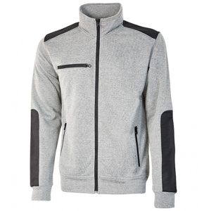 Sudadera U-Power Snug Grey Silver