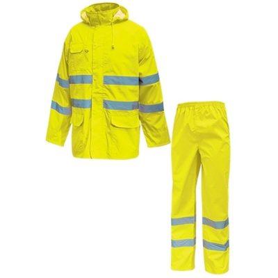 Trajes alta visibilidad U-Power Cover Yellow Fluo