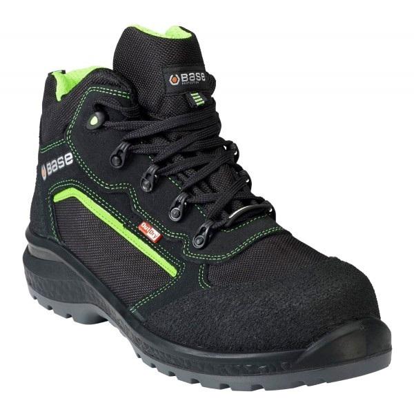 Zapatos de seguridad BASE B0897 BE-POWERFUL TOP S3 WR SRC