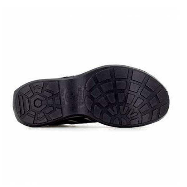Zapato de seguridad BASE B0643 DARTS S1P ESD SRC NEGRO