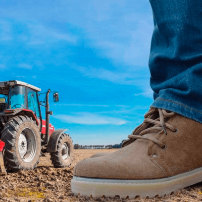 Calzado para Agricultura