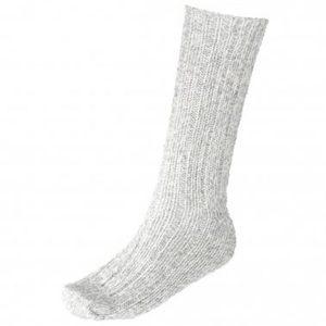 calcetín de lana