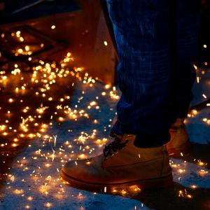 Calzado para Soldadores