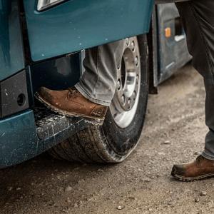 Calzado para Transportistas