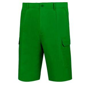 Bermuda multibolsillos Vesin verde