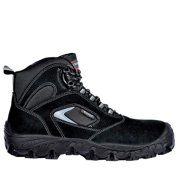 Calzado de seguridad Cofra Workmate New Egeo S1 P