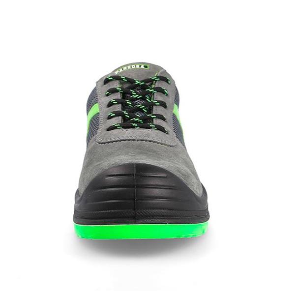 Calzado de seguridad Paredes Top carbono plus Sp5202 S1p SRC Verde