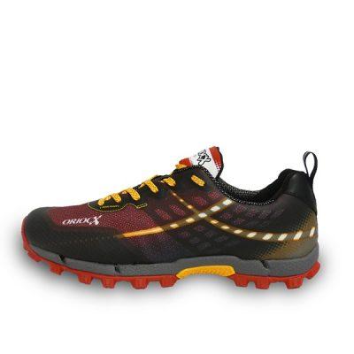 Calzado de trail running Oriocx Malmo Rojo
