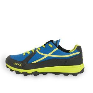 Calzado de trail running Oriocx Sparta Azul