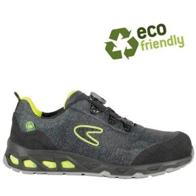 Calzado de seguridad Cofra Green-Fit Environment S1 P SRC