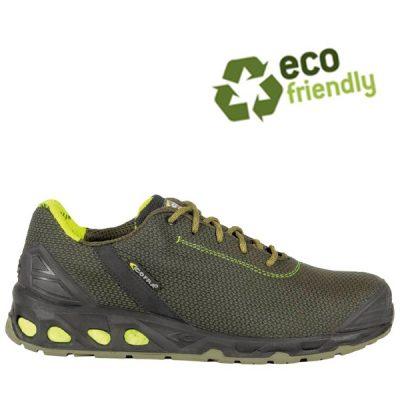 Calzado de seguridad Cofra Green-Fit Hertz S3 SRC
