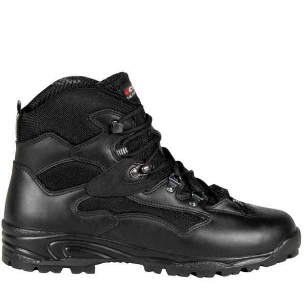Calzado de seguridad Cofra Defend Launcher Black