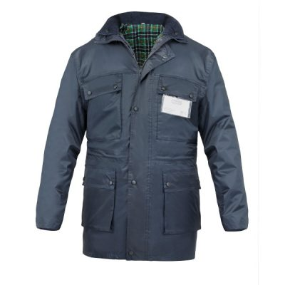 Parka triple uso-chaqueta-chaleco Vesin azul