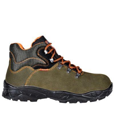 Calzado de seguridad Cofra Hiker Scramble S1 P SRC
