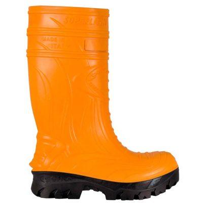 Botas de seguridad Cofra Thermic Orange S5 CI HRO CR AN M SRC