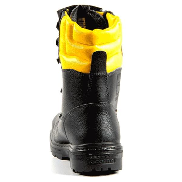 Calzado de seguridad Cofra Frontline Woodsman Bis A E P FO WRU SRC