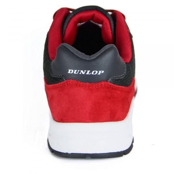 Calzado de seguridad Dunlop Flying Luka Carbon-rojo S3 HRO
