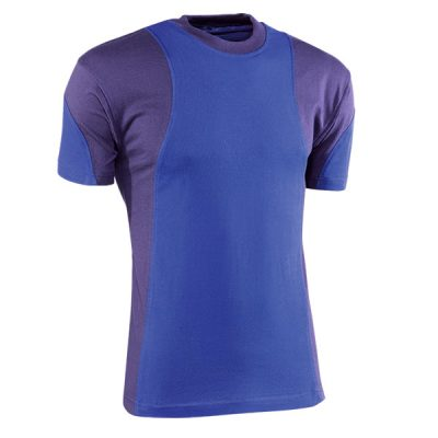 Camiseta de manga corta Juba 932 PREMIUM Azul marino - Azulina