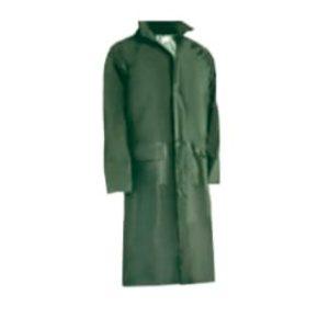 Chaqueta larga impermeable Juba Ares 801 Verde