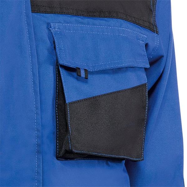 Chaqueta multibolsillos Juba 980 TOP RANGE Azul Marino - Negro