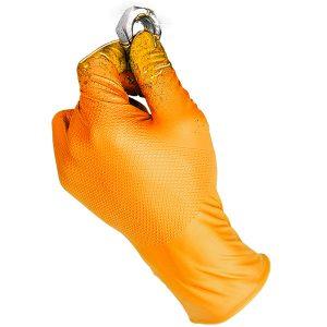 Guante Juba GRIPPAZ Naranja