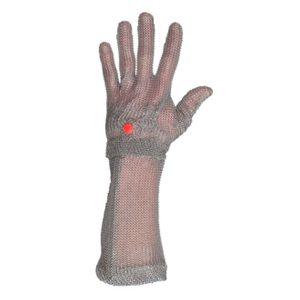 Guante con manguito de malla de 15 cms Juba WILCO FLEX Mano Izquierda