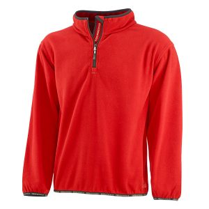 Jersey de forro polar Juba 2890R ARTIC Rojo
