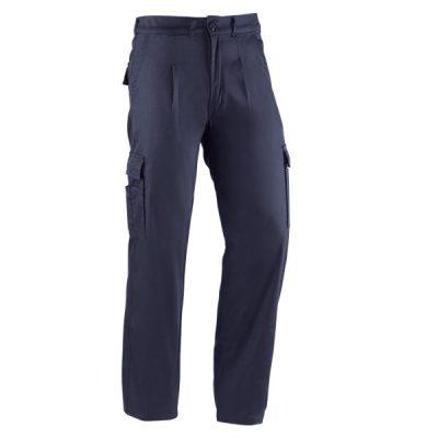 Pantalón de trabajo  de trabajo  Juba 848BL BÁSICO Azul Marino