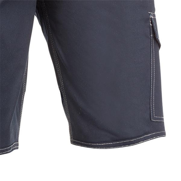 Pantalón corto multibolsillos Juba 142 FLEX Azul marino