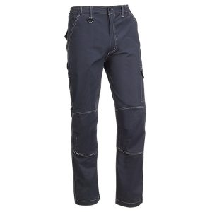 Pantalón multibolsillos Juba 141 Azul Marino