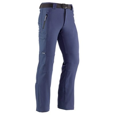 Pantalón de trabajo  de trabajo  multibolsillos Juba 984DN SNOW Azul Marino