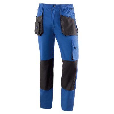 Pantalón de trabajo  de trabajo  multibolsillos Juba 991 TOP RANGE Negro - Azulina