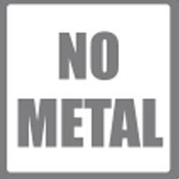 Sin componentes metalicos en puntera y plantilla
