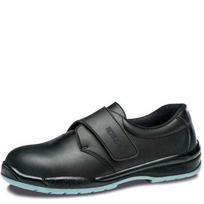 Calzado de seguridad Robusta María Ind Negro S2 CI SRC