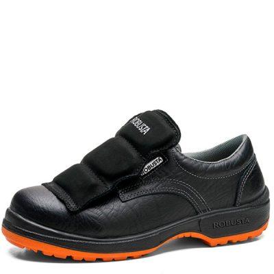 Calzado de seguridad Robusta Riesgos especiales Castaño Metaergonomic S2 CI M SRC