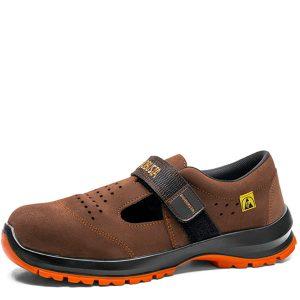 Calzado de seguridad Robusta Sandalo ESD S1 CI SRC