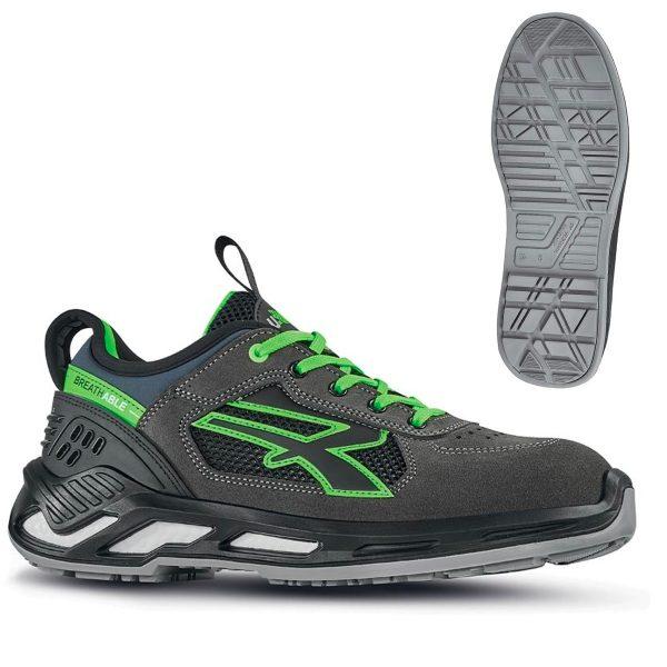 calzado de seguridad linea red 360 modelo negan