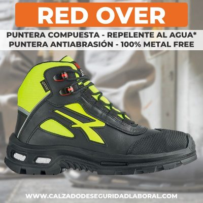 U-Power Red Over