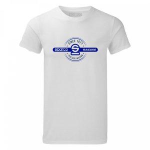 Camiseta Sparco 01260BI 1977